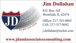 jd and associates consulting jim dollahan westifeld, il