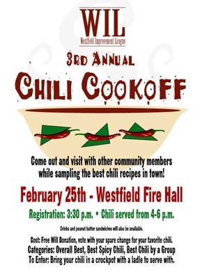 WIL chili cookoff